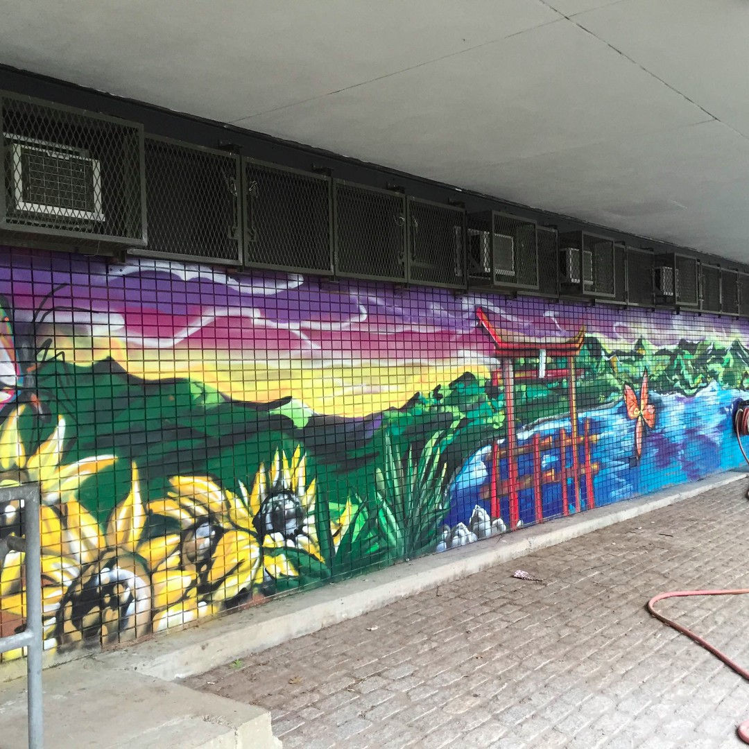 Murals in Midwood? You bet! We are so thrilled tohellip