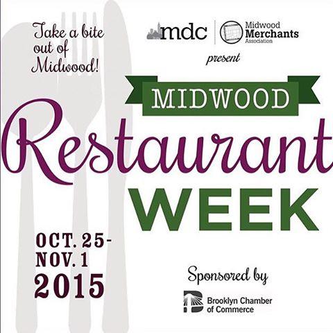 Its Midwood RestaurantWeek! Special offers thru Nov 1 Check linkhellip