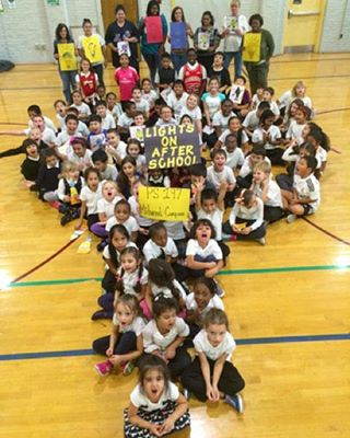 Our afterschool kids helped celebrate 10 years of DYCDCOMPASS programs!hellip