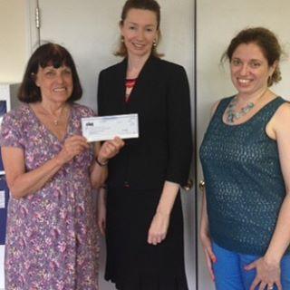 We  our community partners! Dime Banks Svitlana Tsaryova centerhellip