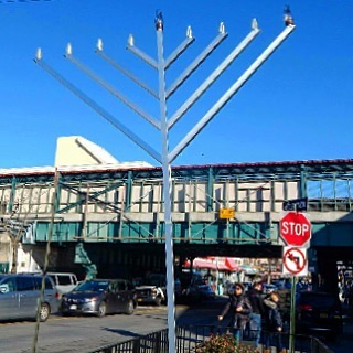 Chabad Flatbush Chanukah menorahlighting ceremony Weds Dec 28th 730 pmhellip