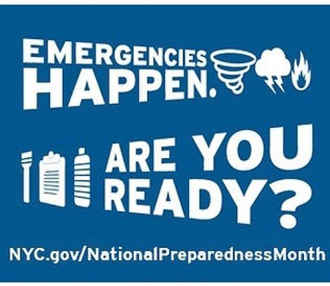 September is Emergency Preparedness Month  are you ready?! Thankshellip