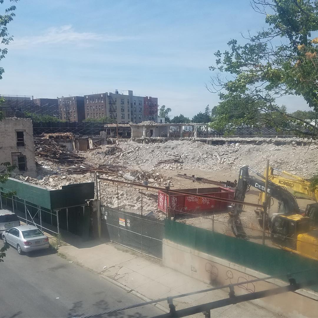 The changing Midwood neighborhood former site of the Shulamith Schoolhellip