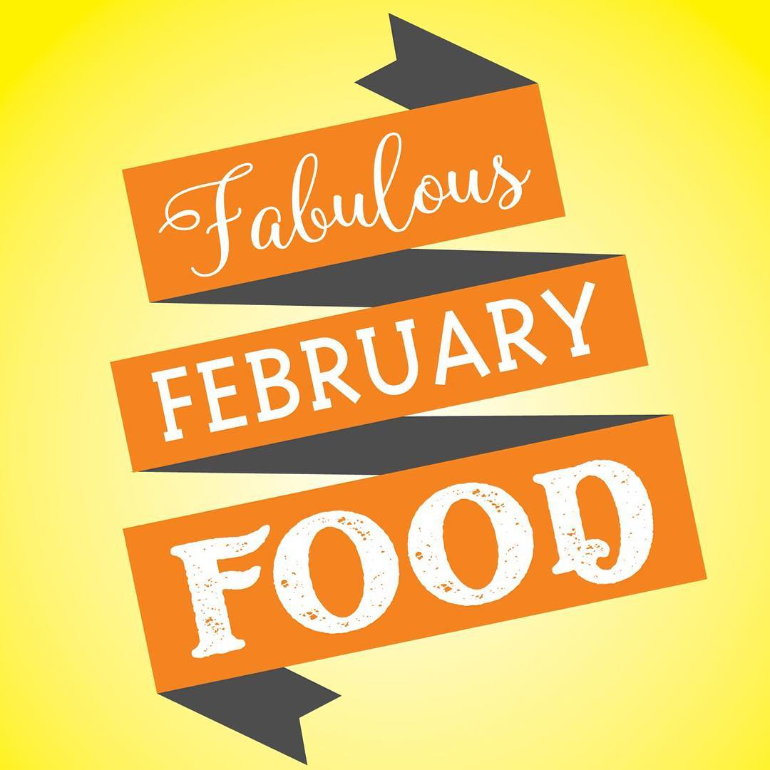 Fabulous February Food is here! Enjoy 1020 off at participatinghellip