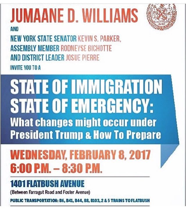 Dont miss next weeks critical State of Immigration State ofhellip