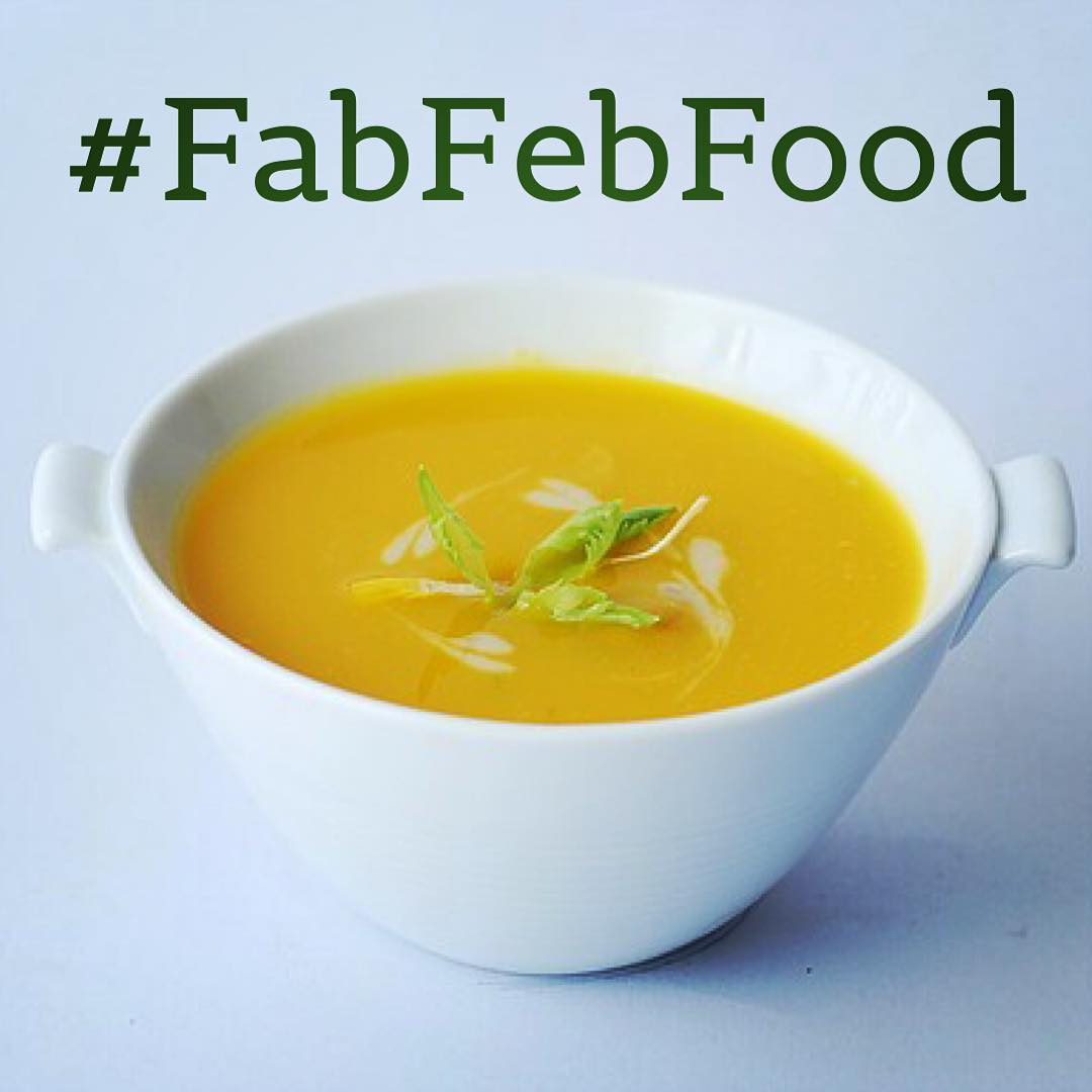 Soups on! Fabulous February Food continues this week  visithellip